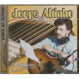 Jorge De Altinho   Cd Acústico   2004