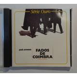 José Afonso Cd Imp Fados De Coimbra E Outras Canções 1987