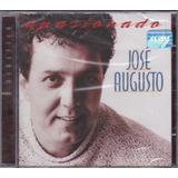 José Augusto   Cd Apasionado   Acústico   1998   Lacrado