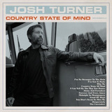 Josh Turner  Country State Of Mind  sticker  Cd
