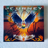 Journey Cd Revelation Autografado 5 Integrantes