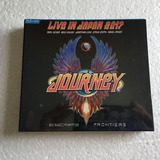Journey Live In Japan Escape & Frontiers Bluray   Cd 2019