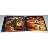 Judas Priest 2 Cds  firepower redeemer Of Souls