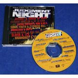 Judgment Night   Trilha Sonora Do Filme   Cd   1993   Usa