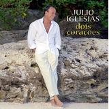 Julio Iglesias   Dois Corações   Original Lacrado Cd