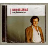 Julio Iglesias Grandes Sucessos Cd Lacrado Original