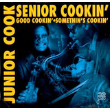 Junior Cook  Senior Cookin  Good Cookin And Somethins Cookin
