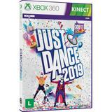 Just Dance 2019   Xbox 360 Midia Fisica Original Cd Dvd Novo