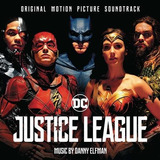 Justice League Cd Duplo