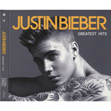 Justin Bieber    Cd Greatest Hits   Duplo