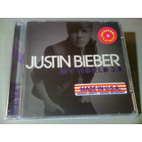 Justin Bieber My World 2 0  1o  Album  Cd Lacrado Usa Import