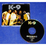 K 9   Guaiamú   Cd Single   2001   Promocional