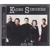 Kades Singers   Cd Alta Voz   1998
