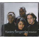 Kades Singers   Cd Fé Imbatível   2004