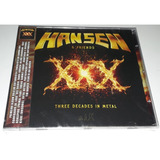 Kai Hansen And Friends Xxx   Three Decades In Metal   Cd