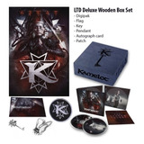 Kamelot   The Shadow Theory   Wooden Box