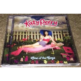 Katy Perry Cd One Of The Boys Original Novo Lacrado