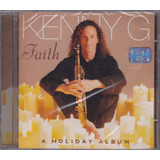 Kenny G   Faith   Cd A Holiday Album