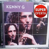Kenny G Mega Hits Sucessos Cd Lacrado Original