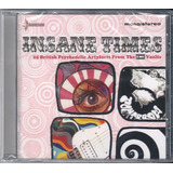 Kevin Ayers  Syd Barrett Etc   Insane Times   Cd  2007