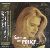 Kevyn Lettau Songs Of The Police  Xrcd Sacd Cd In Japan