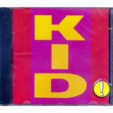 Kid Abelha E Os Abóboras Selvagens   Kid 1990 Cd Lacrado
