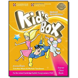 Kids Box American English Starter Cb With Cd rom