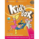 Kids Box American English Starter Class Book With Cd rom
