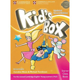 Kids Box Starter Cb With Cd rom   British   Updated 2nd Ed