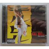 Kill Bill Vol 1 Cd Imp Usado Trilha Do Filme 2003 Tarantino