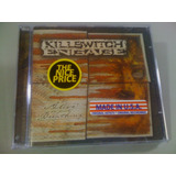 Killswitch Engage Alive Or Just Breathing Cd Lacrado Import