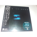 King Crimson The Construkction Of Light Mini Lp Cd Japones