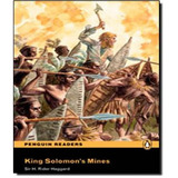 King Solomon s Mines   Level 4   With Cd rom