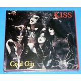 Kiss   Cold Gin   Cd   Black Cat   Australia   1992 Lacrado