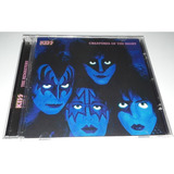 Kiss   Creatures Of The Night  cd Lacrado   imp arg