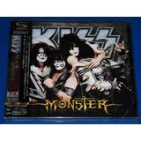 Kiss   Monster   Cd   Japão 2012   Lacrado   Capa 3d