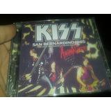 Kiss Cd Duplo Live San Bernardino 1985 Animalize Tour Sbd
