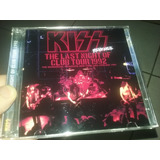 Kiss Cd Duplo The Last Night Of Club Tour 1992 Revenge Live