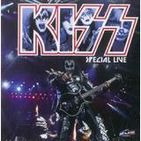 Kiss Special Live   Cd Rock