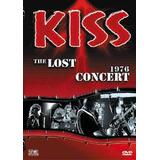 Kiss The Lost Concert 1976 Dvd Rock Anima Heavy Metal