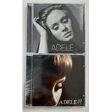 Kit   2 Cds Adele