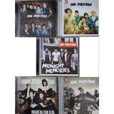 Kit  Com 5 Cd s One Direction