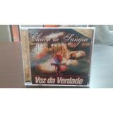 Kit 1 Cd Voz Da Verdade Chuva De Sangue Cd E 1 Play Back