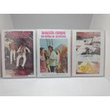 Kit 3 Dvd's Filmes Roberto Carlos - Original Lacrado