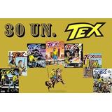 Kit 30 Hqs Gibi Tex Mensal, Coleção Ou Almanaque A Escolher