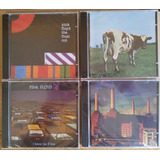 Kit 4 Cd s Pink Floyd