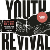 Kit Cd   Dvd Hillsong Young & Free   Youth Revival   Lacrado