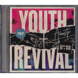 Kit Cd   Dvd Hillsong Young & Free   Youth Revival Acoustic