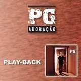 Kit Cd E Play Back Pg Adoracao