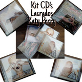 Kit Cd Lacrado Katy Perry 4 Discos Originais